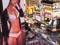 50-foot Woman In Times Square