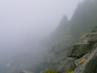 Fog Of Monhegan