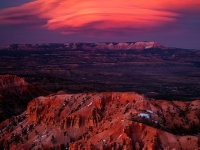 Lenticular Cloud, Bryce Canyon