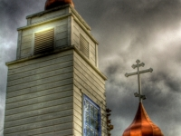 Eklutna Church