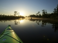 Kayak Sunrise