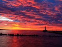 Lake Superior Sunrise