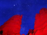 Stars Over Bryce Canyon