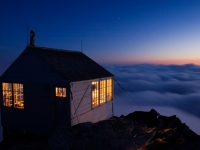 Cabin On Clouds