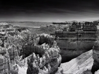 Hiking Bryce Canyon, Infrared