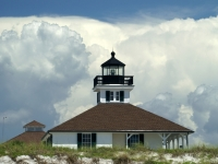 Storm Approaching Boca Grande Lighthouse