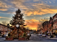 Waverly Place In Madison, New Jersey Hdr