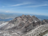 Summit Of Mt. St. Helens