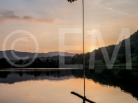 Rydal Swing And Sunset