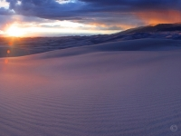 Great Sand Dunes Panorama