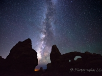 Arches Milky Way
