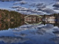 Bridge In Brattleboro