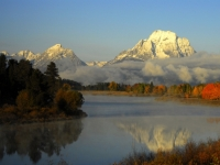 Oxbow Bend-tetons