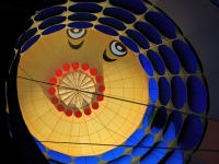 A Look Inside A Hot Air Balloon