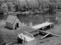 Saugus Iron Works Dock