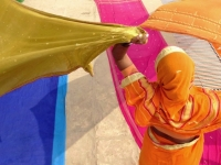 Laundry Day At The Ganges