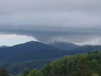The Great Smokey Mountains, Where The Mountains Meet The Clouds