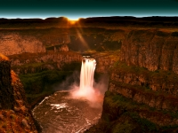 Palouse Falls Sunrise