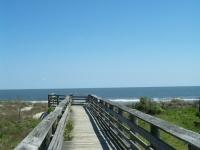 Boardwalk To The Edge Of America