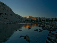 Gathering Light In The Sierras