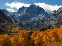 Fall Colors Below Carson Peak