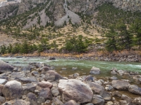 Clark's Fork Of The Yellowstone River, Clark;s Fork Canyon