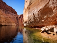 Glen Canyon National Rec Area - Antelope Canyon Boat Ride