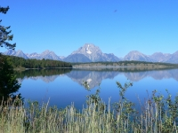 Reflections Of The Tetons