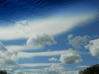 Musical Note Clouds