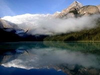 Cloudy Mist (lake Louise)