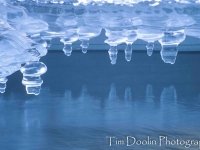 Icicles On The Shoshone