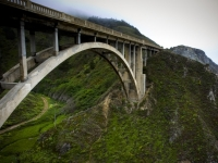 Historic Bixby Bridge