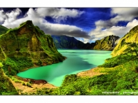 Mount Pinatubo, By Mitchell Picardal