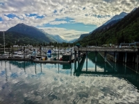 Harbor At Skagway