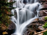Ramsey Cascades,  Great Smoky Mountain National Park