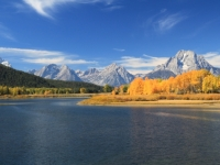 First Days Of Fall - Grand Teton Nat´l Park V