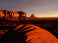 Monument  Valley Glow