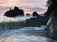 The Sound Of Crashing Waves, By Aaron Reed