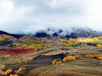 Crested Butte Fall Morning