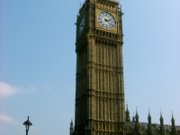 Up Close With Big Ben