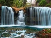 Timeless Waterfall