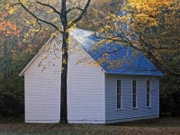 Cataloochee Valley Church