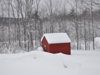 Winter In Maine