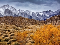 Under The Storm - Mt Whitney