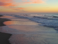 Outer Banks Winter Sunset