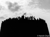 Spectators Of Independence Day