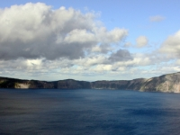 Crater Lake Cloud Play