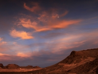Rhyolite Ghost Town Sunset