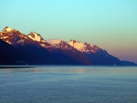 Late Afternoon Near The Chilkoot Inlet