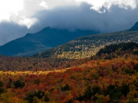 Clearing Rainstorm, White Mountains